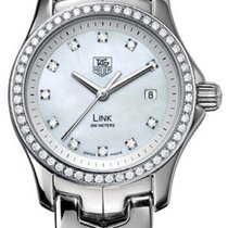 TAG Heuer WJF1319BA0572 Steel 2000 Link Lady 27mm pre-owned United States of America, California, Simi Valley