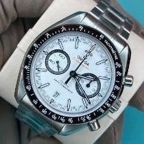Omega Speedmaster Racing Steel White No numerals United States of America, Pennsylvania, Moosic