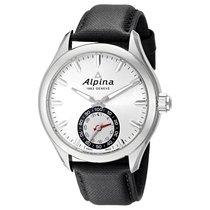 Alpina Horological Smartwatch Сталь 44mm Cеребро