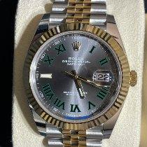 Rolex Datejust II nuovo 2021 Automatico Orologio con scatola e documenti originali 126333