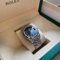 Rolex ny Automatisk 36mm Stål Safirglas