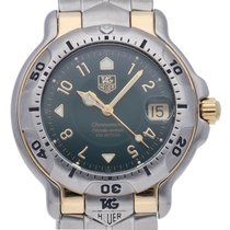 TAG Heuer 6000 38mm Green