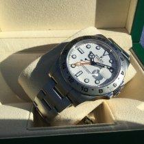 Rolex Explorer II Steel 42mm White No numerals United States of America, California, Costa Mesa