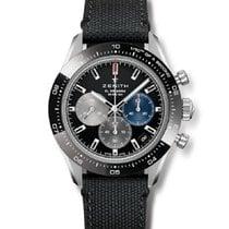 Zenith Chronomaster Sport Steel 41mm Black No numerals United States of America, Texas, Houston