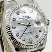 Rolex Datejust nuovo 2020 Automatico Orologio con scatola e documenti originali 126234
