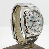 Rolex 126234 Acciaio 2020 Datejust 36mm nuovo Italia, Bergamo