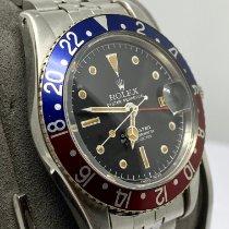 Rolex GMT-Master 6542 Καλό Ατσάλι 38mm Αυτόματη