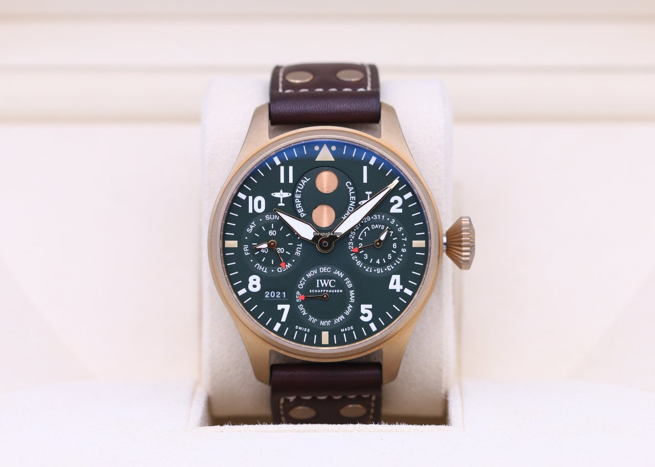 IWC Big Pilot IW503601 2019 pre-owned