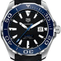 TAG Heuer Steel 43mm Automatic WAY201C.FC6395 pre-owned United States of America, California, Stockton