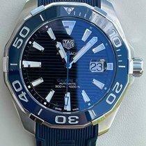 TAG Heuer Aquaracer 300M Steel 43mm Blue No numerals United States of America, California, Stockton