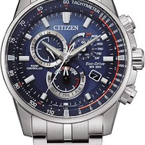 Citizen Steel 43mm Chronograph CB5880-54L new United States of America, New York, New York