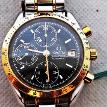 Omega Gold/Steel 39mm Automatic Speedmaster pre-owned