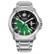 Citizen Steel 43mm AW1351-56W new United States of America, New York, New York