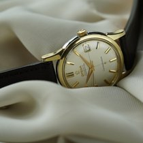 Omega Gold/Steel 35mm Automatic 14393-10SC pre-owned