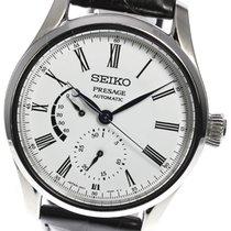 Seiko Presage 40.5mm White