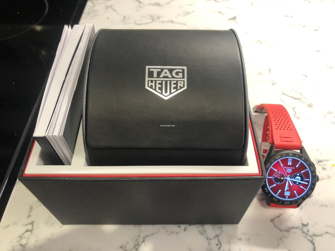 TAG Heuer Connected SBG8A80.BT6221 2020 pre-owned