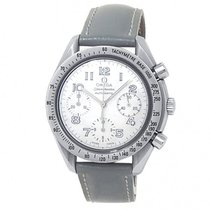Omega Speedmaster Ladies Chronograph Steel 35mm Mother of pearl United States of America, New York, New York
