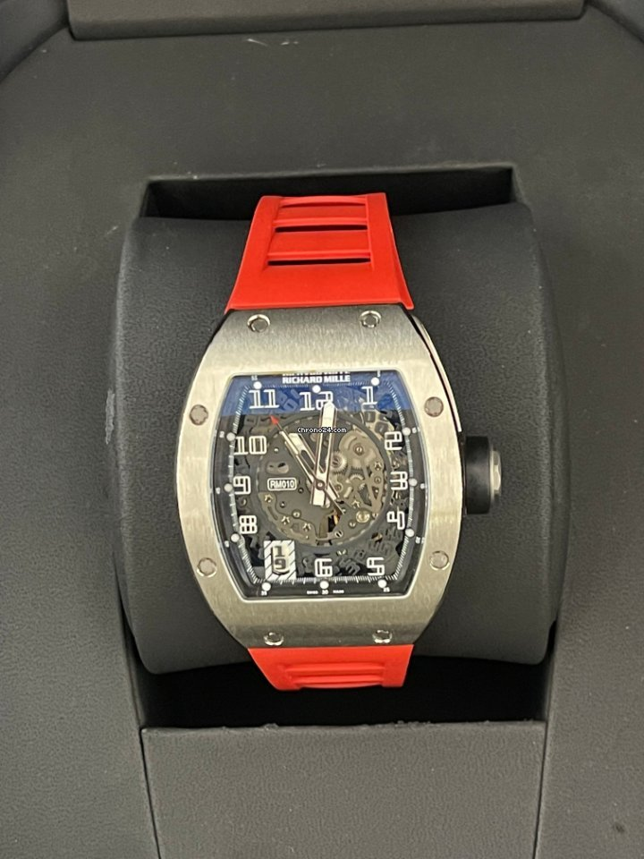 Richard Mille RM 010 RM010 2006 pre-owned