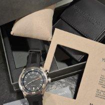Maurice Lacroix Pontos S Diver Steel 42mm Black