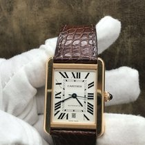 Cartier Tank Solo Rose gold 41mm White Roman numerals United States of America, New York, New York
