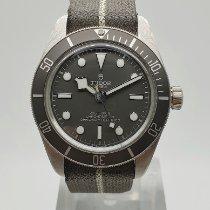 Tudor Black Bay Fifty-Eight Stříbro 39mm Šedá Bez čísel