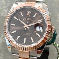 Rolex Datejust II Gold/Stahl 41mm Braun Keine Ziffern Deutschland, Kitzingen