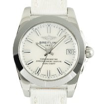 Breitling Galactic Steel 36mm Mother of pearl