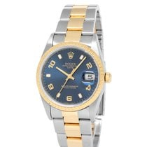 Rolex 16233 Steel 2000 Datejust 36mm pre-owned United States of America, New York, Hartsdale