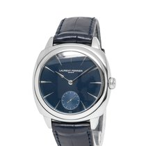 Laurent Ferrier Steel 41mm Automatic LCF013-AC.CG2.1 pre-owned United States of America, New York, Hartsdale