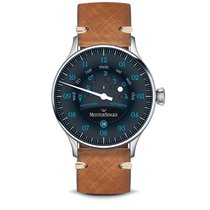 Meistersinger Steel 40mm Automatic AS902B-2 new