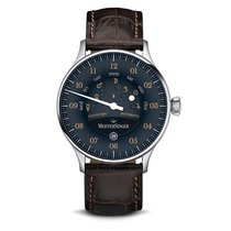 Meistersinger Steel 40mm Automatic AS902OR-1 new