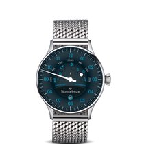 Meistersinger Steel 40mm Automatic AS902B-3 new