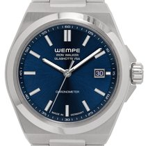 Wempe Steel 40mm Automatic WI100006 pre-owned