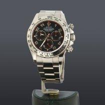 Rolex Daytona 116509 Very good White gold 40mm Automatic