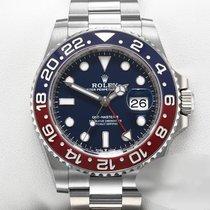 Rolex 126719BLRO Weißgold 2021 GMT-Master II 40mm neu Deutschland, München