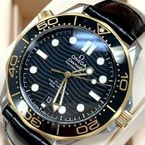 Omega Seamaster Diver 300 M Gold/Steel 42mm Black Australia, SYDNEY