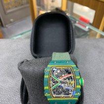Richard Mille RM 67 RM67-02 Çok iyi Karbon 38.7mm Otomatik Türkiye, İstanbul