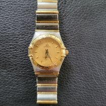 Omega Gold/Steel Quartz 6552/864 pre-owned