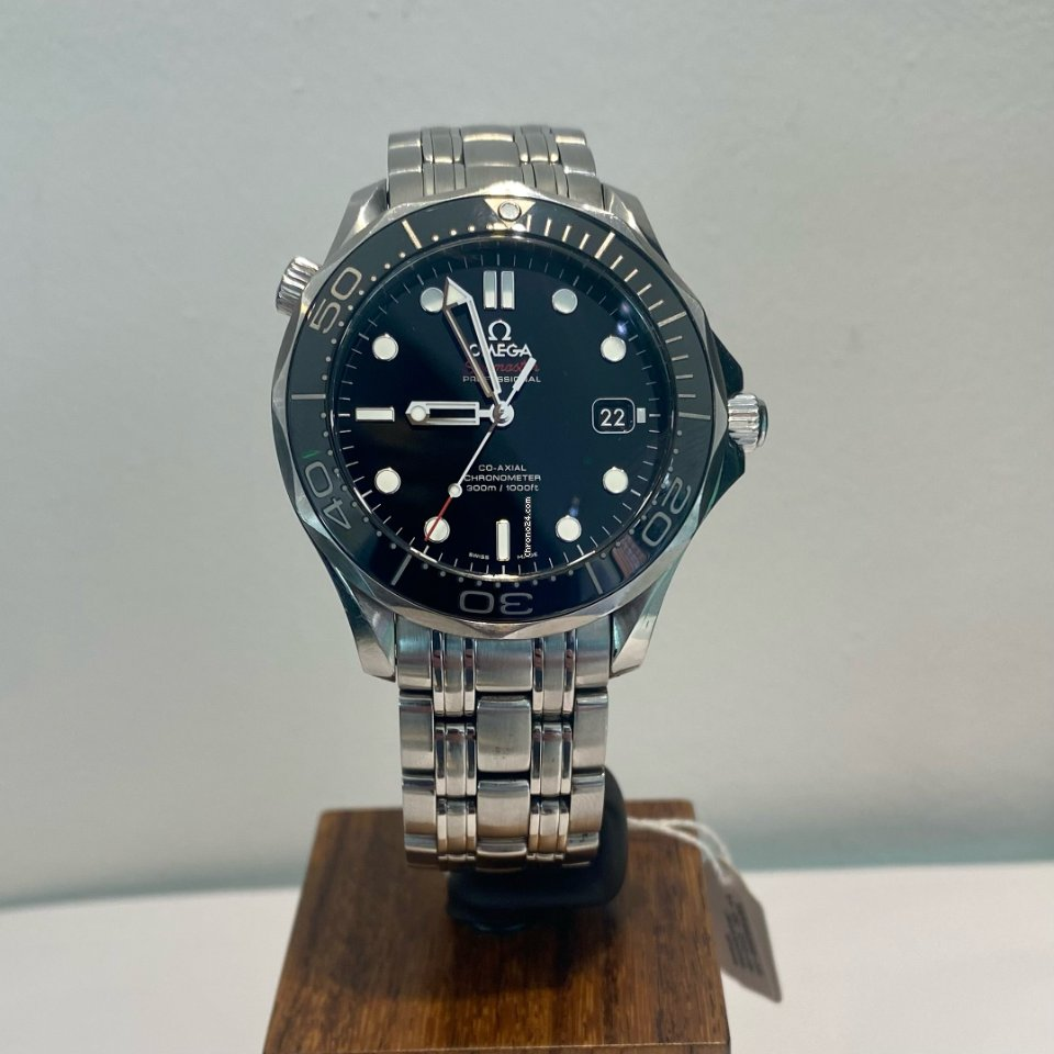 Omega Seamaster Diver 300 M 212.30.41.20.01.003 2011 pre-owned