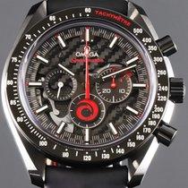 Omega Speedmaster Professional Moonwatch Seramik 44.25mm Siyah Rakamsız