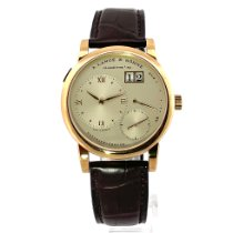 A. Lange & Söhne Yellow gold 38,5mm Manual winding 101.021 pre-owned