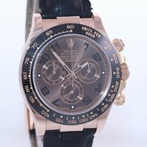 Rolex Automatic Brown Arabic numerals 40mm pre-owned Daytona