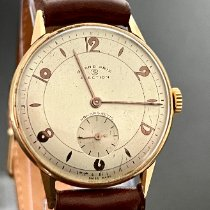 Election Rose gold 32.7mm Manual winding pre-owned