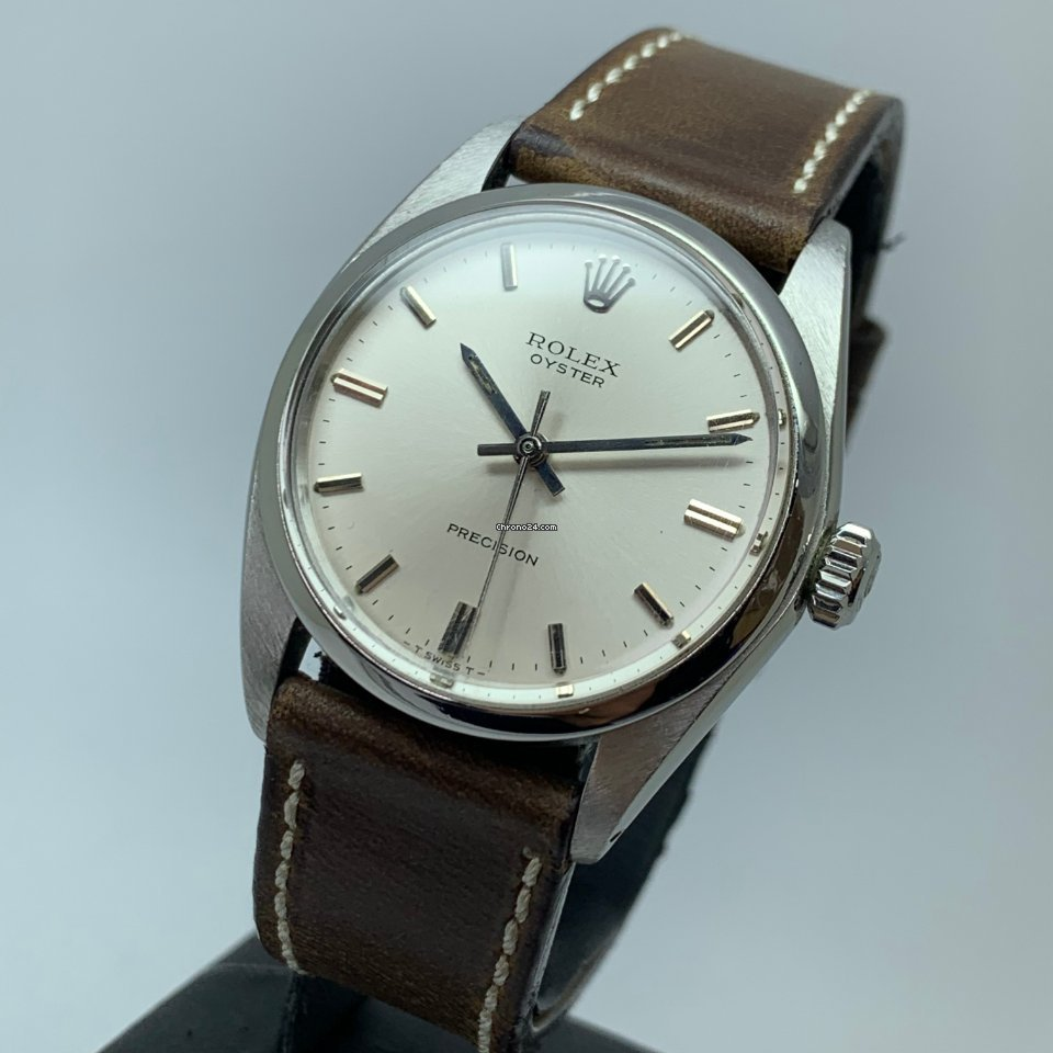 Rolex Oyster Precision 6426 Vintage 34mm Steel from 1972