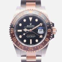 Rolex GMT-Master Gold/Steel 40mm