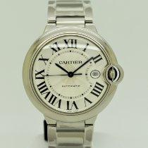 Cartier Ballon Bleu 42mm new 2021 Automatic Watch with original box and original papers WSBB0049