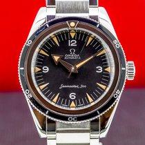 Omega 234.10.39.20.01.001 Steel Seamaster 300 39mm