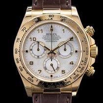 Rolex 116518 Geelgoud Daytona 40mm