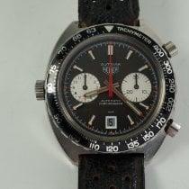 Heuer 1163 Acier 1970 42mm occasion
