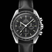 Omega Speedmaster Professional Moonwatch Stahl 42mm Schwarz Keine Ziffern Schweiz, Pfäffikon/SZ
